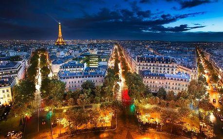 Adventní Paříž a Versailles – 4denní zájezd do Francie