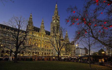 Adventní Vídeň – zájezd na vánoční trhy