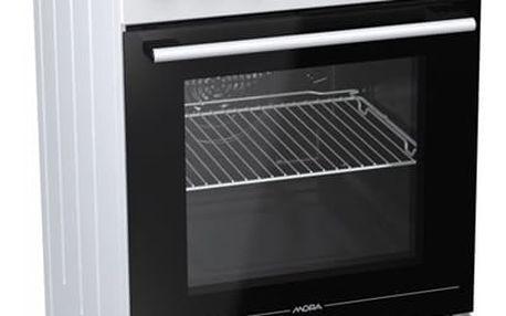 Elektrický sporák Mora Premium E 120 AW bílý + DOPRAVA ZDARMA
