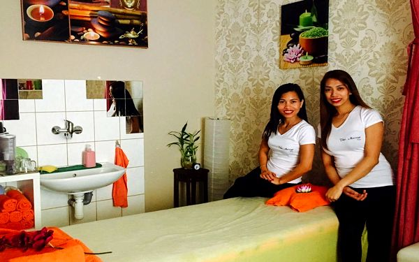 Thai Massage Hugo