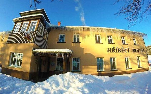 3 až 6denní wellness pobyt pro 1, 2 i rodinu v hotelu Hříběcí bouda v Krkonoších