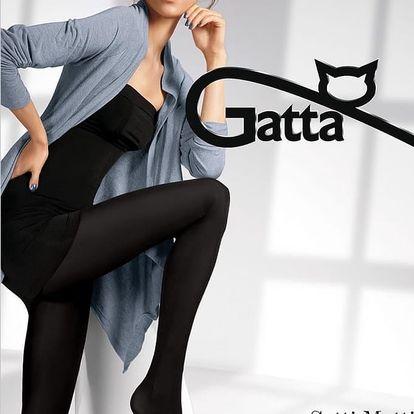 Punčochové kalhoty Gatta Satti Matti 90 DEN - Gatta Barva: Nero, Velikost: 4-L