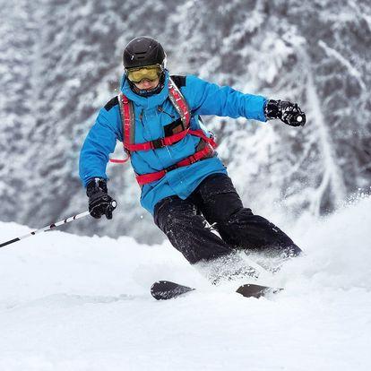 Servis carvingových lyží, snowboardu nebo běžek