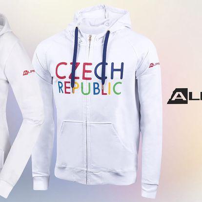 Dámská nebo pánská mikina Alpine Pro