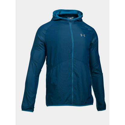 Bunda Under Armour NoBreaks Storm 1 Jacket Modrá