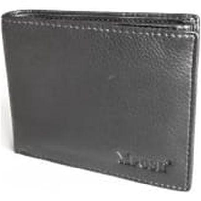 XPOSE ® Pánská peněženka XPOSE XN-02 - tmavě hnědá