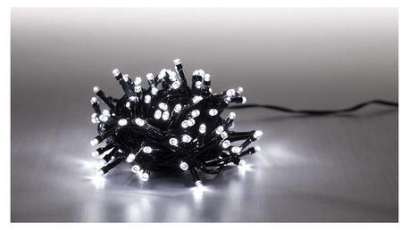 Marimex Řetěz světelný 400 LED - studená bílá - mód - 18000076