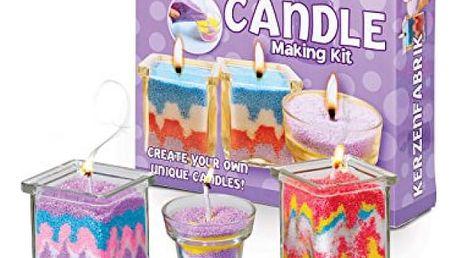 Kreativní sada na výrobu svíček