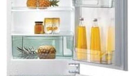 Kombinace chladničky s mrazničkou Mora VC 181 bílá + Doprava zdarma