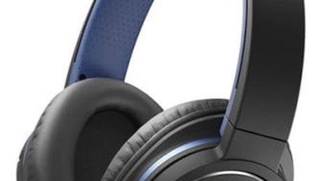 Sluchátka Sony MDR-ZX770BN (MDRZX770BNL.CE7) černá/modrá