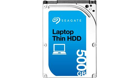 "Seagate Laptop Thin 2,5"", SATA III, 32MB (7mm) - 500GB - ST500LM021"