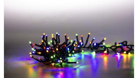 Marimex Řetěz světelný 400 LED dvojitý - barevná - 18000083