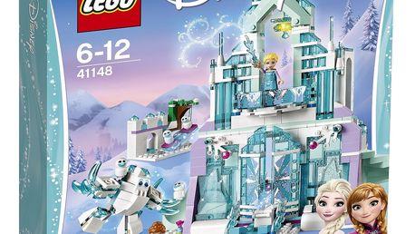 LEGO® Disney Princess 41148 Elsa a její kouzelný ledový palác