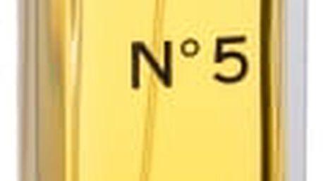 Chanel No.5 100 ml toaletní voda tester pro ženy