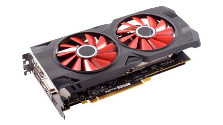 XFX Radeon RX 570 RS Black Edition, 4GB GDDR5 - RX-570P4DBD6 + Quake Champions platný do 31.12.2017