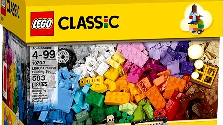 LEGO® Classic 10702 Tvořivá sada