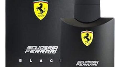 Ferrari Scuderia Ferrari Black 125 ml toaletní voda poškozená krabička pro muže