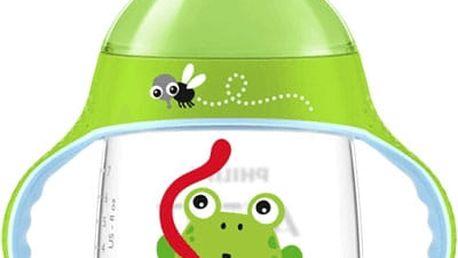 AVENT Hrneček pro první doušky Premium 260 ml žába