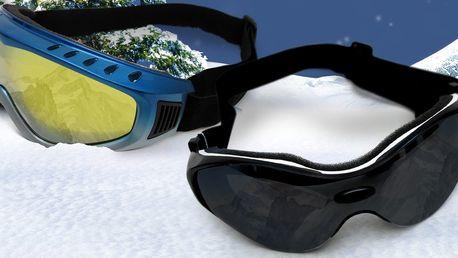 Brýle na běžky a lyžařské brýle Cortini