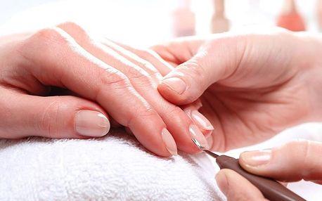 Krásné upravené ruce: Manikúra s možností P-Shine