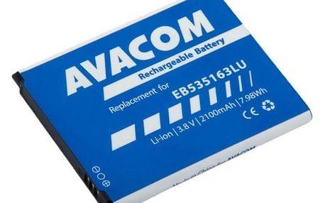 Baterie Avacom pro Samsung Grand Neo, Li-Ion 3,8V 2100mAh, (náhrada EB535163LU)