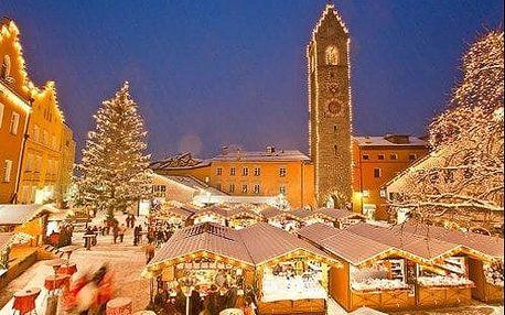 Kouzelná adventní sobota v Salzburgu s největším průvodem čertů v Schladmingu