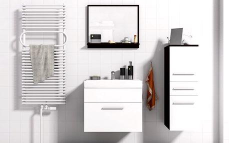 MEBLINE Trendy koupelna TIPO MINI - AKCE