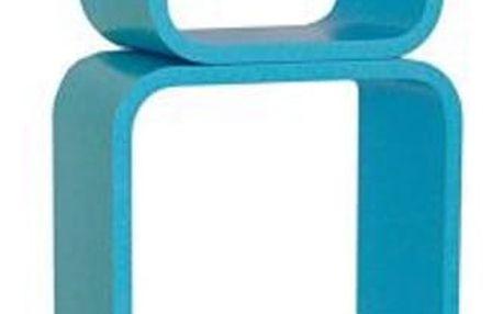 Sada regálů mario modrá