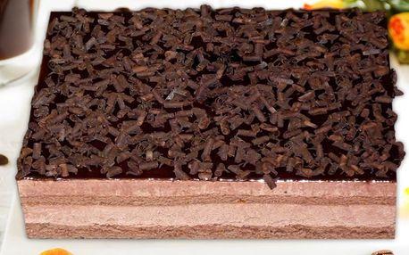 Dokonalý dort dle výběru z italské cukrárny