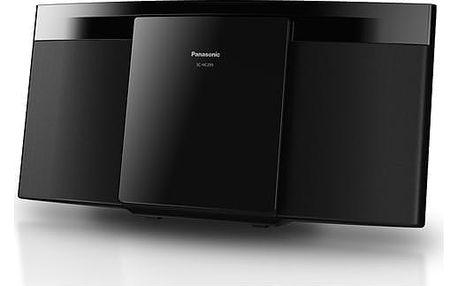 Mikrosystém Panasonic SC-HC295EG-K černý + DOPRAVA ZDARMA