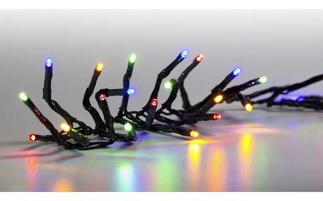 Marimex Řetěz světelný 100 LED - barevná - zelená - mód - 18000063