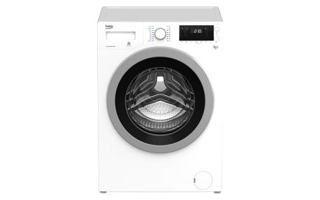Automatická pračka se sušičkou Beko HTV 8633 XS0 bílá + DOPRAVA ZDARMA