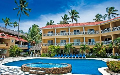 Dominikánská republika, Punta Cana, letecky na 11 dní all inclusive