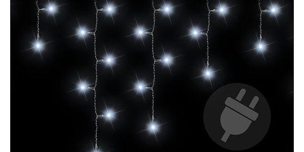 Závěs světelný 4 m - 200 LED - studená bílá - 18000105