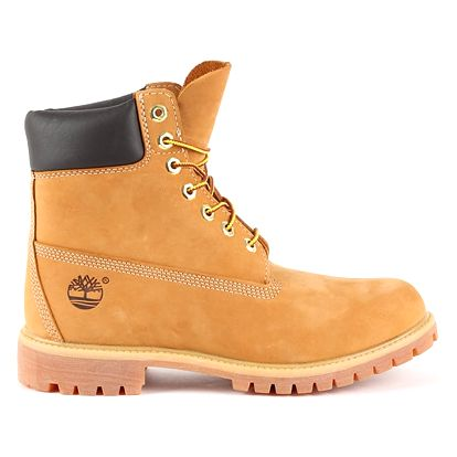 Boty Timberland TM Icon - 6'' Premium Boot Hnědá