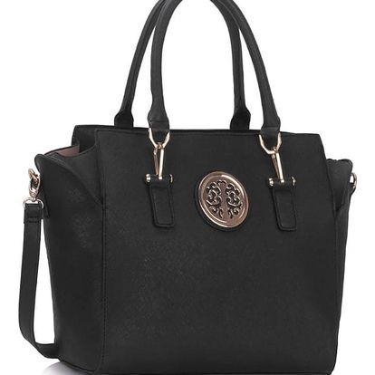 Dámská kabelka Judit 353 černá