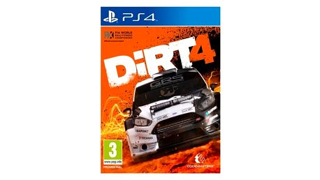 Hra Codemasters Dirt 4 (4020628785604)