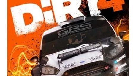 Hra Codemasters Dirt 4 (4020628785604)
