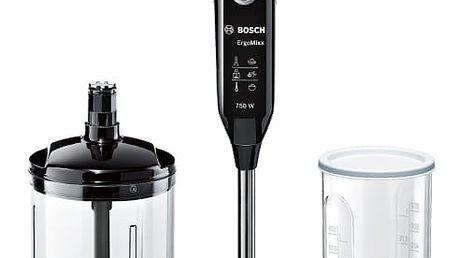 Ponorný mixér Bosch MSM67140 černý/šedý