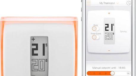 Netatmo Thermostat - NTH01-EN-EU