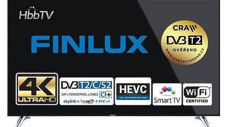 Televize Finlux 65FUA8061 černá + Doprava zdarma