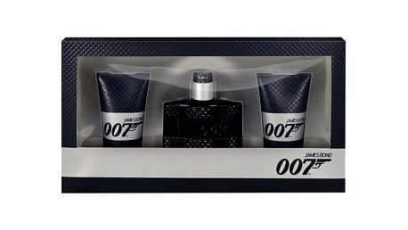 James Bond 007 James Bond 007 dárková kazeta pro muže toaletní voda 50 ml + sprchový gel 2x 50 ml