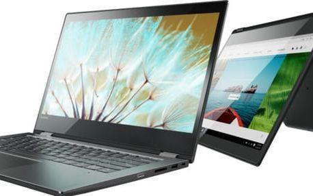 Lenovo Yoga 520-14IKBR, černá - 81C80013CK