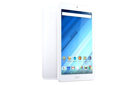 "Acer Iconia One 8 (B1-850-K9ZR) MTK MT8163 A53 quad (1.3 GHz) /1GB DDR3/eMMC 16GB/8"" dotyk.IPS/2MP(front)+5MP(back)/GPS/BT/A"