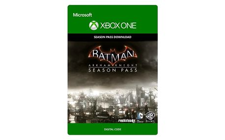 Batman: Arkham Knight - Season Pass (Xbox ONE) - elektronicky - 7D4-00043