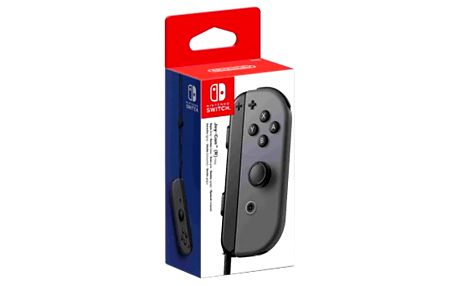 Nintendo Joy-Con (R). šedý (SWITCH) - NSP040