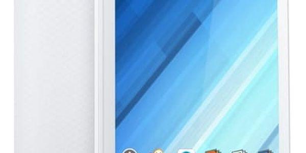 Dotykový tablet Acer One 8 (B1-850-K9ZR) (NT.LC3EE.002) bílý + DOPRAVA ZDARMA