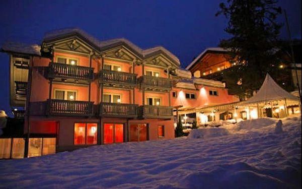 Zimní dovolená v Rakousku pro dva ve 4* hotelu s polopenzí a wellness