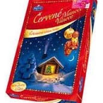 Vánoční kolekce Červená 430g Figaro