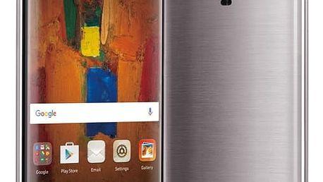 Mobilní telefon Huawei Mate 9 Pro Dual SIM (SP-MATE9PDSTOM) šedý + DOPRAVA ZDARMA